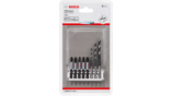 Pick and Clic Impact Control HSS Twist Drill and Screwdriver Bit Packs