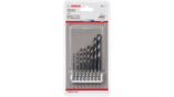 Impact Control HSS Twist Drill Bit Sets