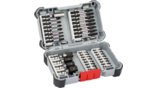 Impact Control Screwdriver Bit Sets, 36-Piece