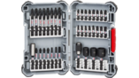 Pick and Click Impact Control Screwdriver Bit Set, 36-Piece