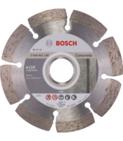 Diamond cutting discs Standard for Concrete