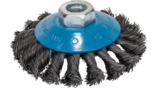 Heavy for Metal Tapered Brushes, Knotted Wire