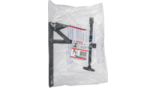 Vertical Quick-action Holders