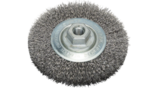 Clean for Metal Wire Wheels, Crimped Wire