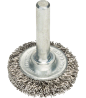 Stainless steel brushes