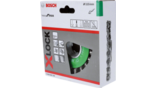 X-LOCK Heavy for Inox Wire Wheels, Knotted Wire